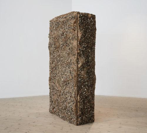 Stenmagnet: Hjemløs Ledeblok